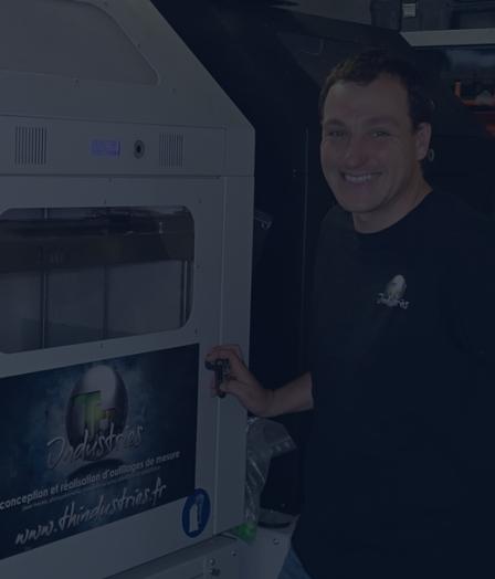 machines à impression 3D