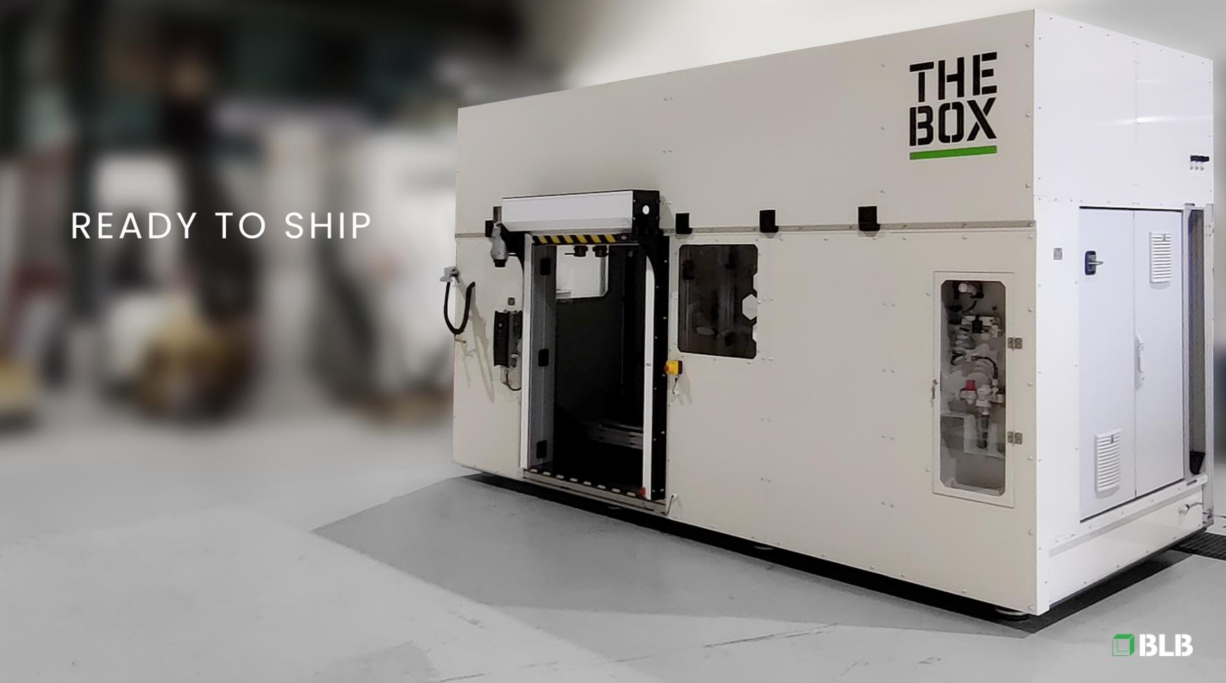 imprimante 3d industrielle